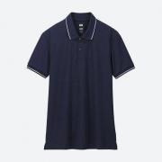 30日0点:UNIQLO 优衣库 DRY-EX414496 男款POLO衫