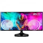 21日0点:LG25UM58-P25英寸IPS显示器(2560x1080、sRGB99%)