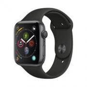 Apple 苹果 Apple Watch Series 4 智能手表(深空灰铝金属、GPS、44mm、黑色运动表带)2999元