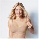 美德乐Bravado哺乐多哺乳文胸哺乳胸衣孕妇内衣胸罩无钢圈产后奶罩 奶油色 S *2件228元(合114元/件)