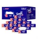 Tempo/得宝 抽纸 4层90抽软抽*16包(甜心桃味) 面巾餐巾卫生纸巾(整箱销售)38.57元