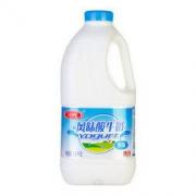 SANYUAN 三元 原味 风味酸牛奶 1.8kg 单桶