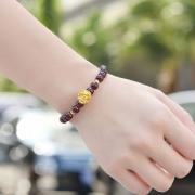 森系时尚简约玫瑰手链¥8