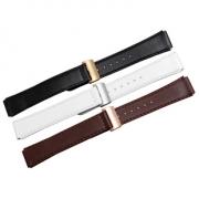 恩玺牛皮手表带华为手环表带折叠扣替换表带 券后¥58