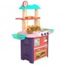 贝恩施 3-6岁儿童仿真过家家真实循环出水厨房玩具79包邮(双重优惠)
