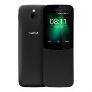 NOKIA 诺基亚 8110 4G 功能手机 512MB 4GB 黑色