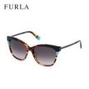 FURLA 芙拉 SFU148 猫眼拼接墨镜 *2件738.6元(合369.3元/件)