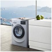SIEMENS 西门子 XQG80-WM12L2E88W 8公斤 变频 滚筒洗衣机2799元