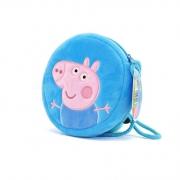 Peppa Pig 小猪佩奇 幼儿圆包 佩奇款/乔治款 9.9元包邮(需用券)