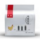 中裕 鸡蛋挂面 100g*10包 共1kg *2件 9.9元(下单立减)¥10