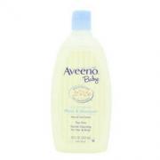 Aveeno Baby Wash & Shampoo 婴儿洗发沐浴二合一 236ml *4件109.2元(合27.3元/件)