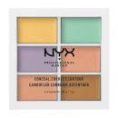 88VIP:NYX Professional Makeup 6色修容遮瑕盘 *4件 291.26元包邮包税(需用券,合72.82元/件)¥291