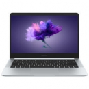 HONOR 荣耀 MagicBook 14英寸 窄边框轻薄本笔记本电脑(AMD锐龙5 2500U 8GB 256GB 含正版Office 冰河银)4499元包邮
