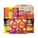 小编力荐:天猫超市 乐事薯片零食大礼包 712g39.9元包邮(双重优惠)
