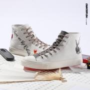 LI-NING 李宁 AGCP279 中性帆布鞋 +凑单品 308元(需用券)