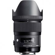 SIGMA 适马 ART 35mm F1.4 DG HSM 标准定焦镜头 尼康卡口 3799元包邮¥3799