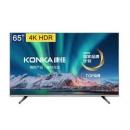 KONKA 康佳 LED65D6 65英寸 4K 液晶电视2649元