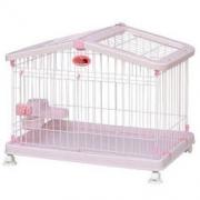 IRIS 爱丽思 HCA-800 小型犬笼子 桃色