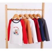 TINSINO纤丝鸟儿童长袖T恤2件39.8元包邮(需用券)