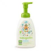 BabyGanics 甘尼克宝贝 奶瓶清洗剂 473ml *2件99元(合49.5元/件)