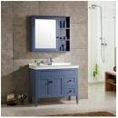 谛唯卫浴 D8016 浴室柜现代美式简约组合套装 0.8米1899元包邮
