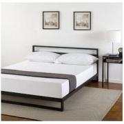 ZINUS/际诺思北欧简约现代铁艺铁架子床1.5米1.8米可拆卸家庭铁艺床 光阴650元