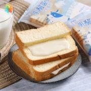 DayDayCook 日日煮 乳酸菌味酸奶吐司 1000g19.9元包邮(需用券)