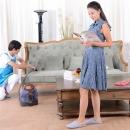 京东PLUS会员:轻喜到家 家政保洁1月2次*4小时 PLUS价 295元¥295