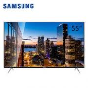 SAMSUNG 三星 UA55NUF30ZJXXZ 55英寸 4K 液晶电视2449元包邮(需用券)