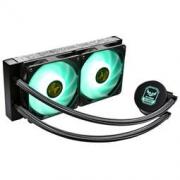 ID-COOLING AURAFLOW X 240 TGA TUF GAMING  CPU一体式水冷散热器399元包邮