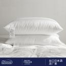 璟雯五星级酒店枕芯羽丝绒枕芯白绒枕枕头单人护颈枕  券后29.9元¥30