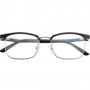 conslive 康视顿 7025 眼镜框+1.60折射率防蓝光镜片 89元包邮(需用券)