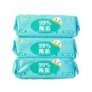 PureYoung飘漾99%除菌湿巾80片*3包*3件