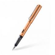 LAMY Al-star恒星系列 EF尖钢笔 2019限定赤铜橙 含吸墨器199元