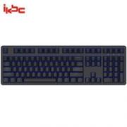 京东PLUS会员: iKBC raceman系列 R300 机械键盘(Cherry轴、PBT、单色背光)348元包邮