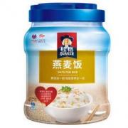 QUAKER 桂格 谷香多珍燕麦饭 1500g罐 *10件94.7元(合9.47元/件)