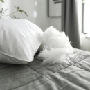 Bejirog 北极绒 羽丝绒护颈枕头 单只装 9.9元¥10