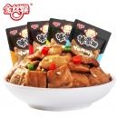 GOLDENMONKEY 金丝猴 馋嘴猴 豆干 500g *2件 21.7元(需用券,合10.85元/件)¥14