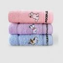 IPUVAN 爱普万 纯棉毛巾 25*50cm 50g 3条装 9.9元(需用券)¥10