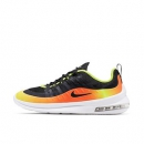 Nike Air Max Axis 黑橙黄 到手价514
