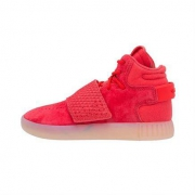 直降五百:adidas Originals Tubular INVADER 情侣休闲鞋139元包邮包税(尺码有限制)