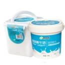 西域春 大桶装老酸奶 2斤24.9元包邮(需用券)