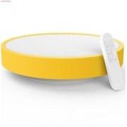 Yeelight 儿童智能LED吸顶灯 青春版 黄色 *2件388元包邮(合194元/件)