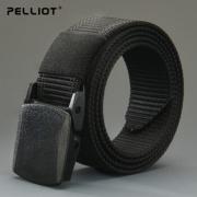 PELLIOT 伯希和 6703301 男女平滑尼龙扣腰带 49元包邮