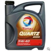 TOTAL 道达尔 快驰9000 5W-40 全合成机油 4L *3件433.13元(合144.38元/件)