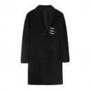 反季特卖: MARK FAIRWHALE 马克华菲 717416027010 男士羊毛大衣198元包邮(需用券)