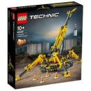 18日0点、新品首降: LEGO 乐高 Technic 机械组系列 42097 精巧型履带起重机601.3元包邮