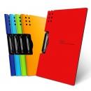 fizz A4资料文件夹 黑色单夹 横/竖款可选 6.5元包邮(需用券)¥7