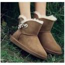 D&K Sheepskin DK027 女士雪地靴349元