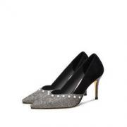 Luiza Barcelos 珍珠拼接撞色细高跟鞋229元包邮(需用券)
